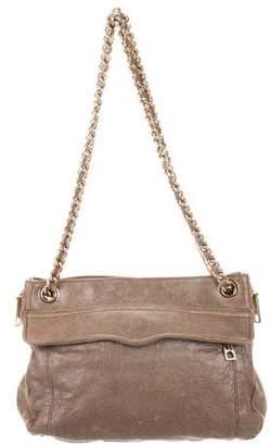 Rebecca Minkoff Distressed Leather Shoulder Bag