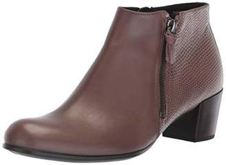Ecco Women's Shape M 35 Ankle Boot deep Taupe