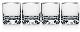 Erik Double Old Fashioned Glass, Set of 4