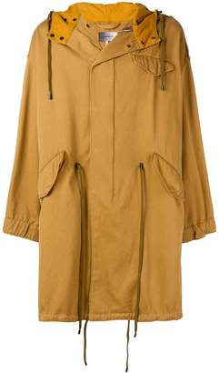 Isabel Marant oversized raincoat
