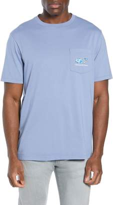 Vineyard Vines Tropical Turtles Knockout T-Shirt