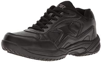 AdTec Women's 8634 Uniform Athletic Lace up Work Shoe