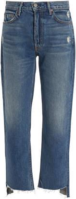 GRLFRND Helena Straight Jeans