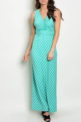 Gilli Mint Maxi Dress