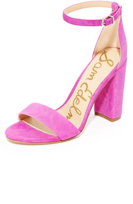 Sam Edelman Yaro Suede Sandals $120 thestylecure.com