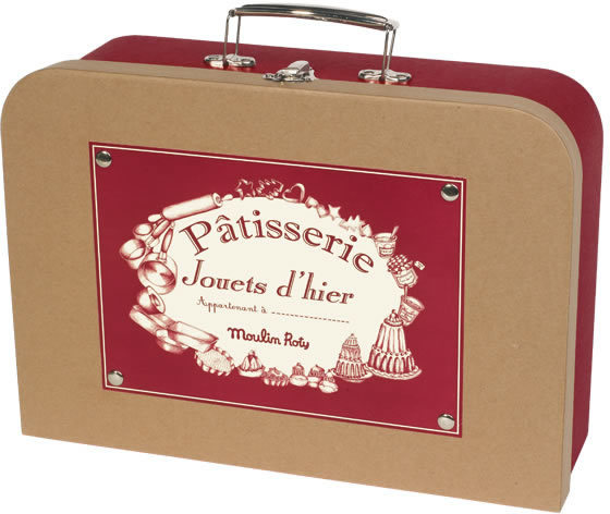 Moulin Roty Baking Suitcase