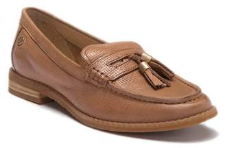 Hush Puppies Chardon Suede Tassel Penny Loafer - Wide Width Available