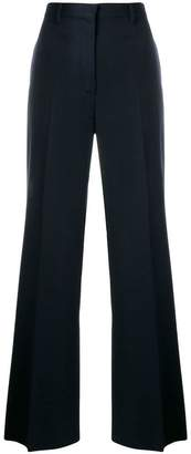 Salvatore Ferragamo wide leg trousers