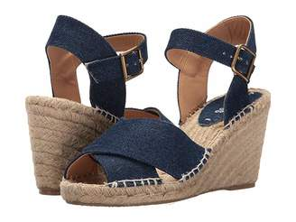 Soludos Crisscross Wedge Women's Wedge Shoes