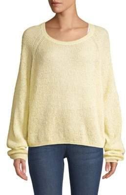 Burberry Pyles Mohair& Silk Sweater
