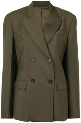 No.21 double-breasted blazer