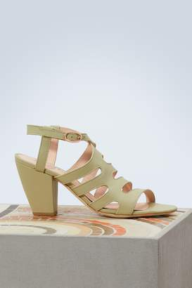 Repetto Ines heeled sandals 3nUVh