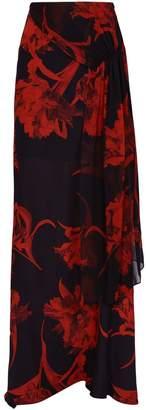 Roberto Cavalli Floral Maxi Skirt