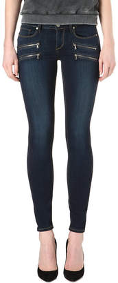 Paige Edgemont skinny mid-rise jeans