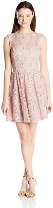Jump Junior's Sequin Lace Short Party Dress