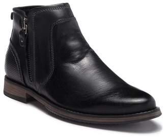 7ceefb05e06 Steve Madden Quirt Zipper Ankle Boot