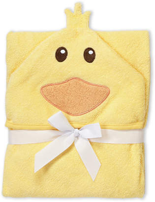Luvable Friends Newborn/Infant) Hooded Duck Towel