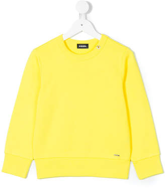 Diesel classic knitted sweater