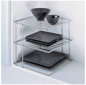 Neu Home Storage Metal Corner Shelf