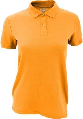Gildan DryBlend Ladies Sport Double Pique Polo Shirt (M)
