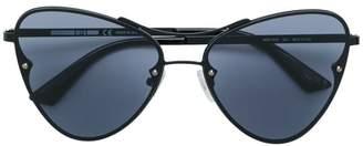 McQ Eyewear oversized tinted sunglasses