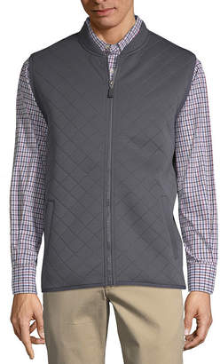 Haggar Quilted Vest Big and Tall