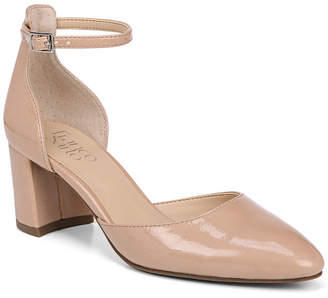 Franco Sarto Keena Block-Heel Pumps Women's Shoes