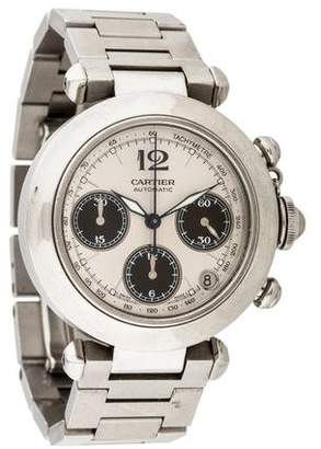 Cartier Pasha C Chronograph Watch