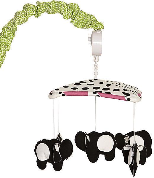 JCPenney Cotton Tale Hottsie Dottsie Crib Mobile