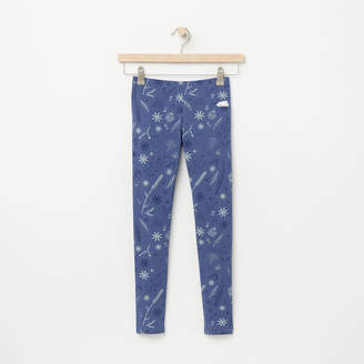 Roots Girls Floral Legging