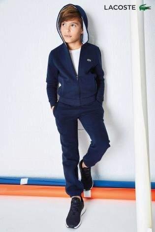 Boys Lacoste Sport Jogger - Blue