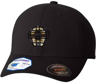 9e27b829d77 Flexfit Speedy Pros Umpire s Mask Pro-Formance Embroidered Cap Hat