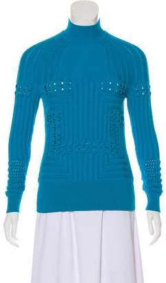 Mary Katrantzou Knit Turtleneck Sweater