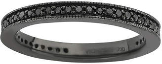 Black Diamond FINE JEWELRY Personally Stackable Color-Enhanced Eternity Ring