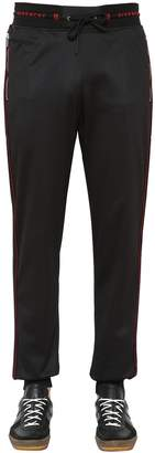 Givenchy Logo Tech Jersey Track Pants