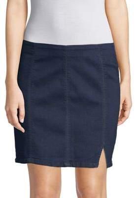 Free People Femme Fatal Mini-Skirt
