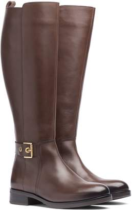 Tommy Hilfiger Buckle Riding Boot
