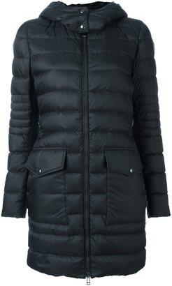 Belstaff long puffer jacket $814.16 thestylecure.com