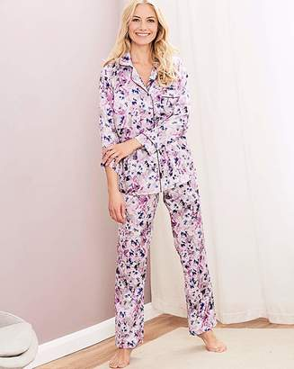 Pretty Secrets Luxury Satin Pyjama Set