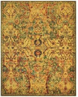 Nourison Rugs Timeless Rug Collection- Olive