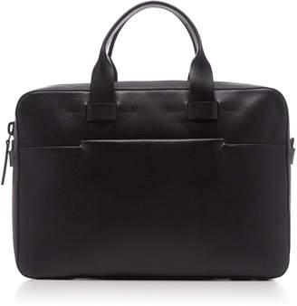Troubadour Zip Leather Briefcase
