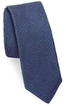 Theory Roadster Farringdon Silk Tie