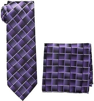 Pierre Cardin Men's Neck Tie and Pocket Square