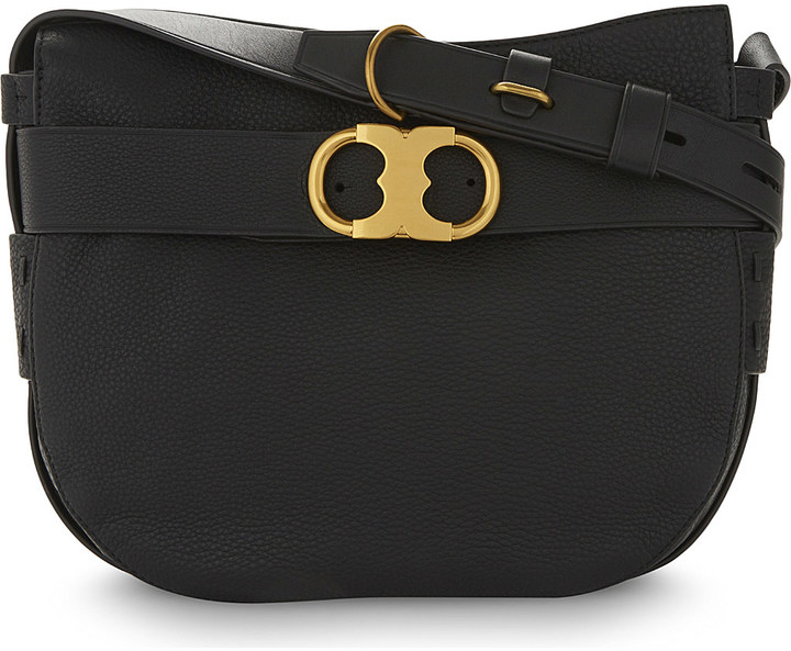 Tory Burch TORY BURCH Gemini link leather shoulder bag