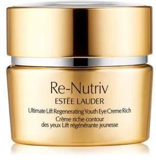 Estee Lauder ReNutriv Ultimate Lift Regenerating Youth Eye Crème Rich