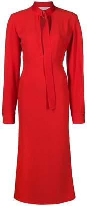 Victoria Beckham Candy slashed dress