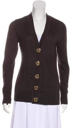 Tory Burch Knit Wool Cardigan