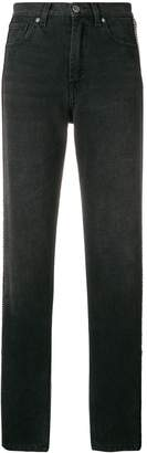 Christopher Kane crystal embellished denim jeans