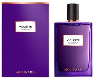 Molinard 1849 Parfumeur Violette Eau De Parfum, 2.5 Fl. Oz.