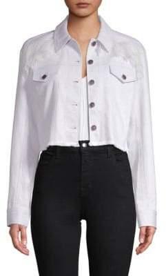 Ismay Cropped Denim Jacket